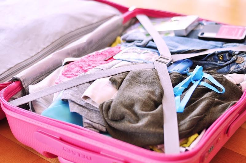 delsey, fashion blogger, come preparare la valigia, summer 2013, parigi, outfit, corsica, travel