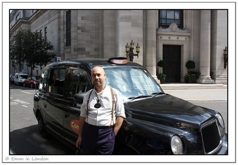 Graham Greenglass London Cab Tours