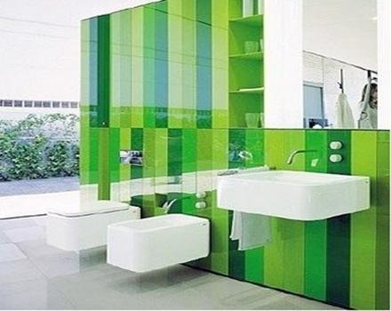 revestimiento-baños-color-verde