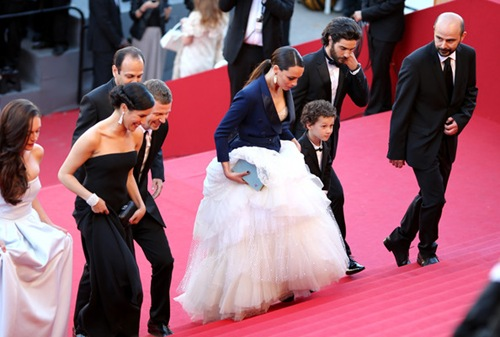 Berenice-bejo-Le Passe Premiere 66th Annual Cannes Film