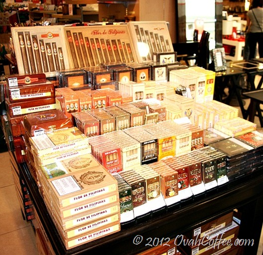Cigar Shopping