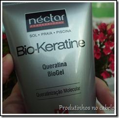 queratinização molecular