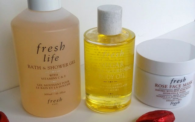 Fresh Bath and Body