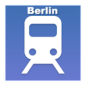 Berlin subway map (U-Bahn)