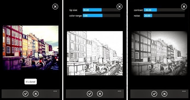 Photo Editor para Windows Phone