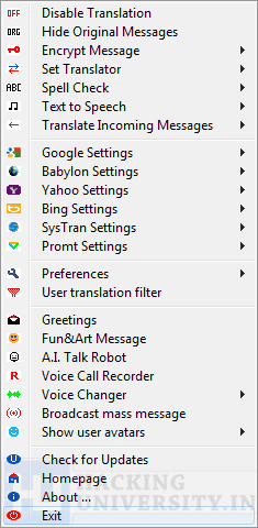 hacking & tricks: How to Change your Voice Pitch on Skype for Windows