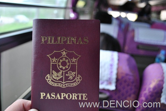 Phippine Passport