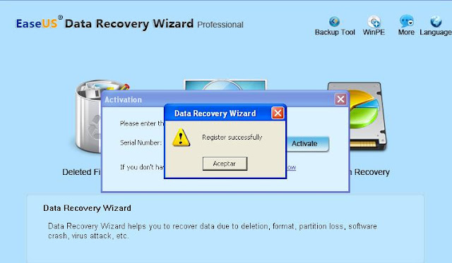 Easeus data recovery wizard winpe download