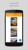 Screenshot of Genius Scan+ - PDF Scanner