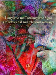 Linguistic and paralinguistic signs Cover