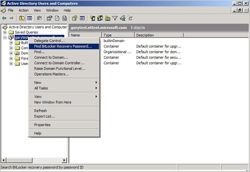 Oleksiy gayda 39 s tech blog techtip install the microsoft active directory users and computers - Installer console active directory windows 7 ...