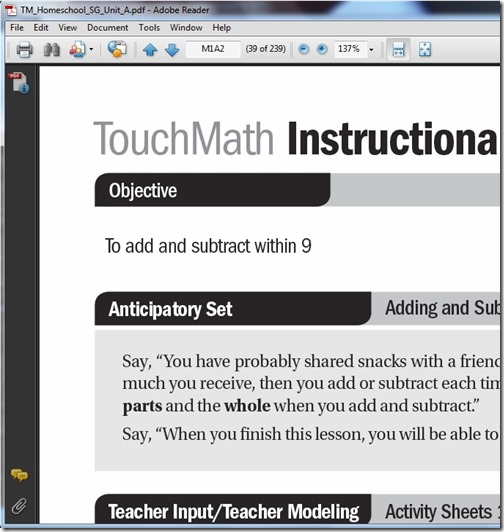 touchmath screenshot
