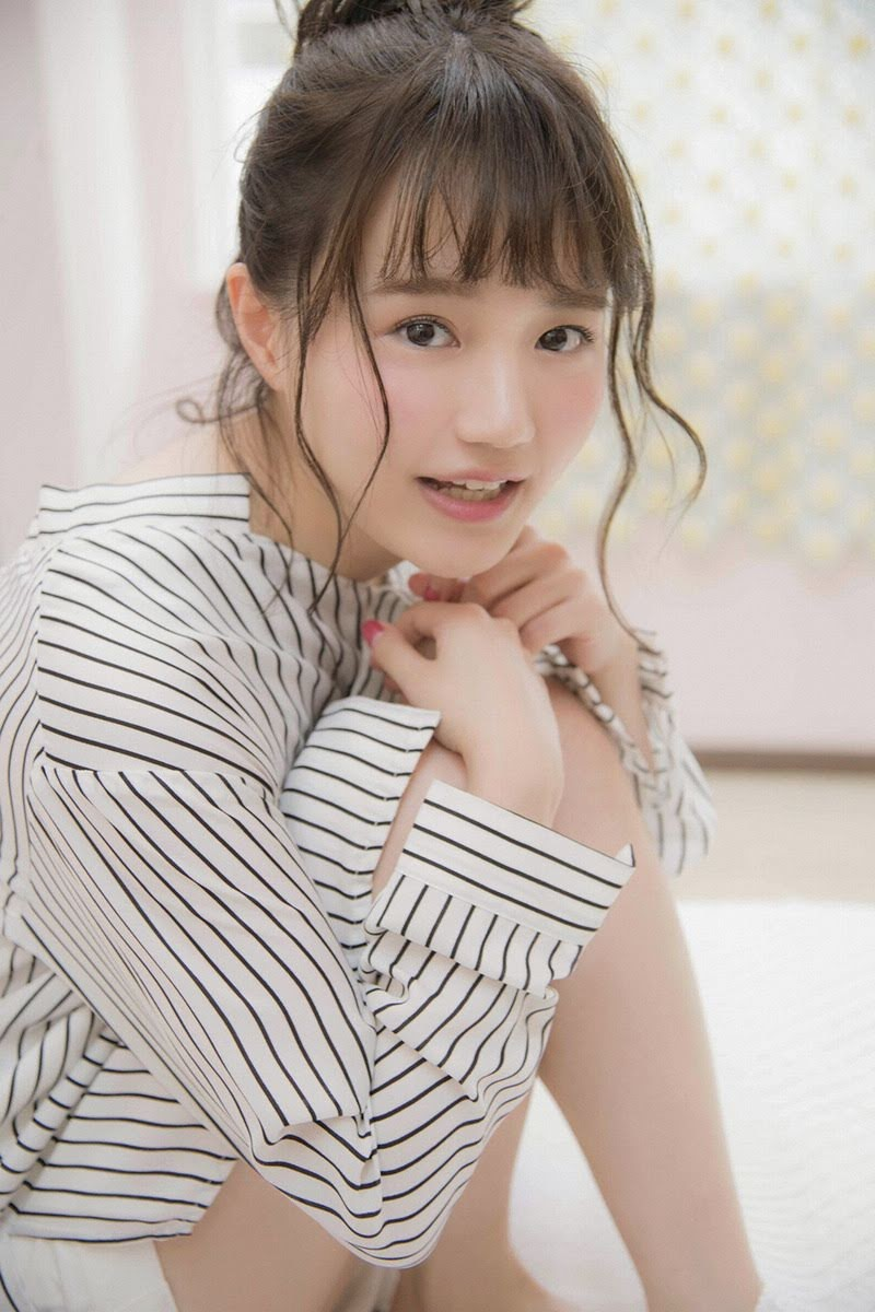 [YS Web] 2018-07-04 Vol.809 Yuka Ozaki 尾崎由香 「ほ?くは たた? きみと」3rd week