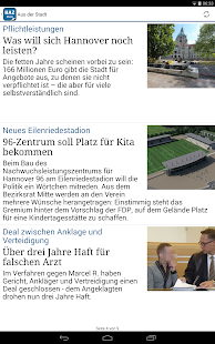 HAZ mobil - screenshot thumbnail