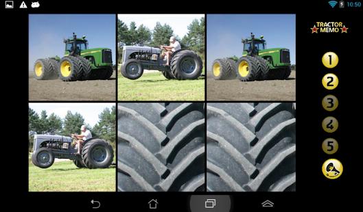 TractorMemo- screenshot thumbnail