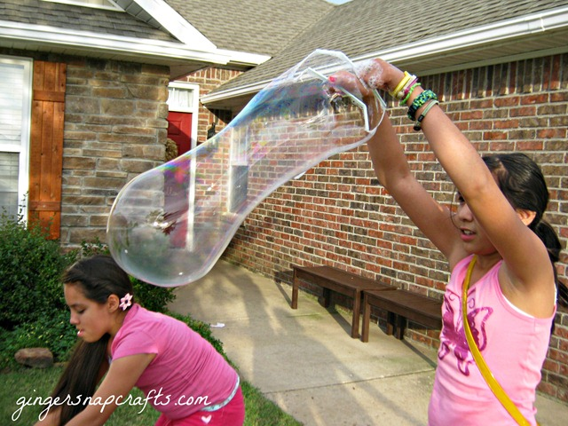 giant bubbles tutorial 1