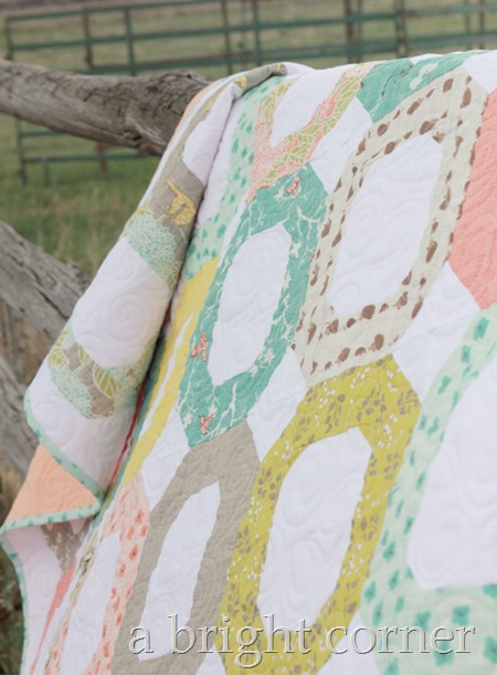 Jump Rings quilt