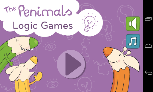 The Penimals Logical Games