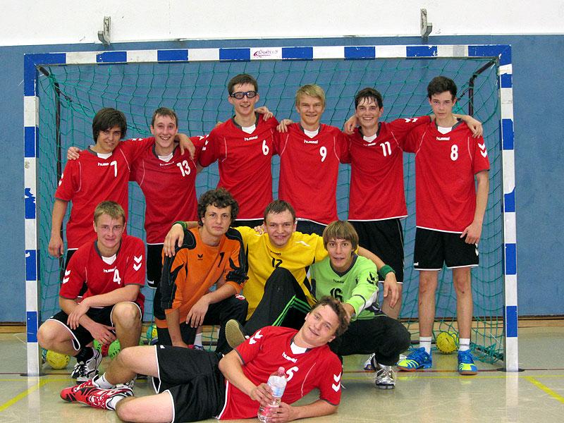 Männliche A-Jugend 2012/2013