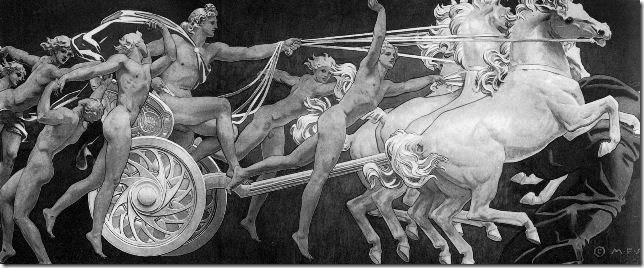 John-Singer-Sargent-Apollo-in-His-Chariot-with-the-Hours