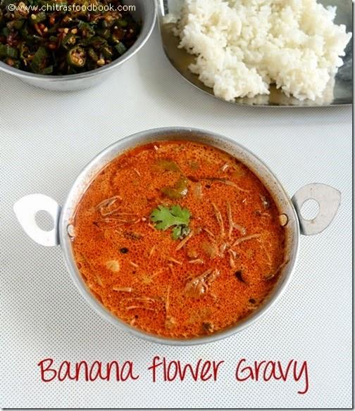 Banana-flower-gravy