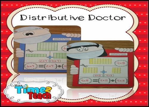distributive doctors more time 2 teach