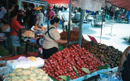 piata rambutan in Bangkok