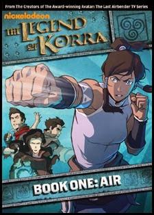 Legend of Korra Book One