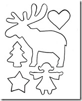 Plantillas De Navidad Para Imprimir Www Imagenesmy Com