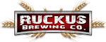 Logo for Ruckus Brewing Co