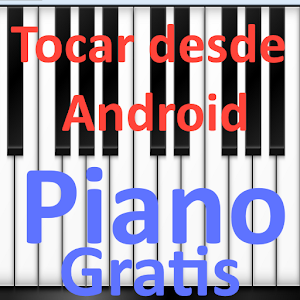 Tocar el piano android apps on google play for Strumento online gratuito piano piano