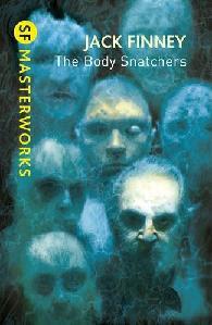 Cover of the novel The Body Snatchers by Jack Finney