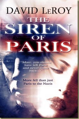 Siren of Paris by David Leroy
