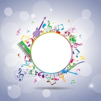 [Tài nguyên đồ hoạ] Vectors - Music Style Backgrounds for AI