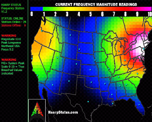covertress: HAARP Goes to 11 for Frankenstorm Sandy