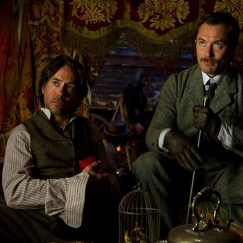 Movie Review: Sherlock Holmes: A Game of Shadows