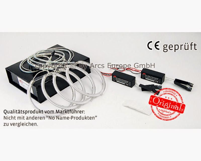 German Proton X5 Xenon Ccfl Angel Eyes For Bmw E36 E46 E38 E39 Ebay