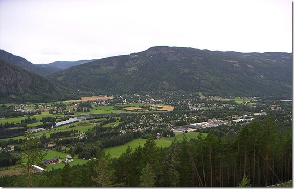 Nesbyen, Nes, Buskerud, Norway