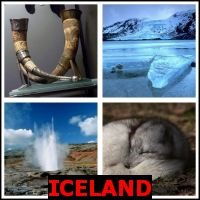 ICELAND- Whats The Word Answers