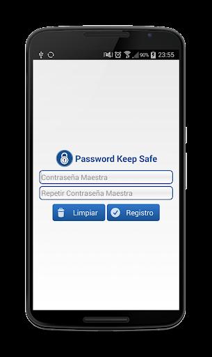 Password Keep Safe