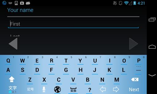 Wasurenagusa keyboard image 2.0 Windows u7528 2