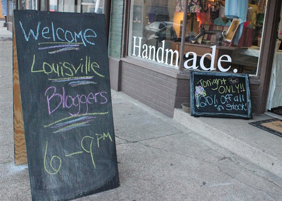 Louisville Bloggers Meet and Greet #loublogs