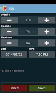 Blood Pressure Diary Pro v2.11.14