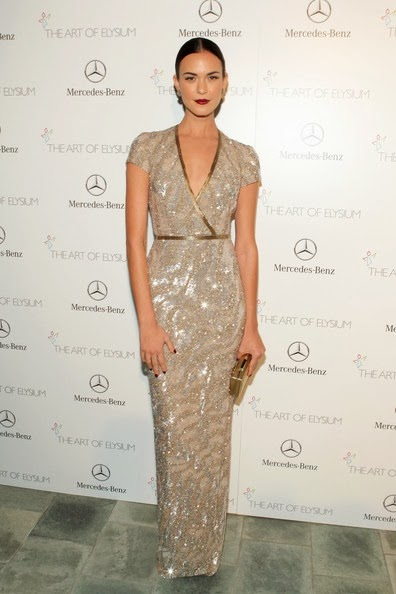 Odette Annable Art Elysium 7th Annual HEAVEN Gala Presented