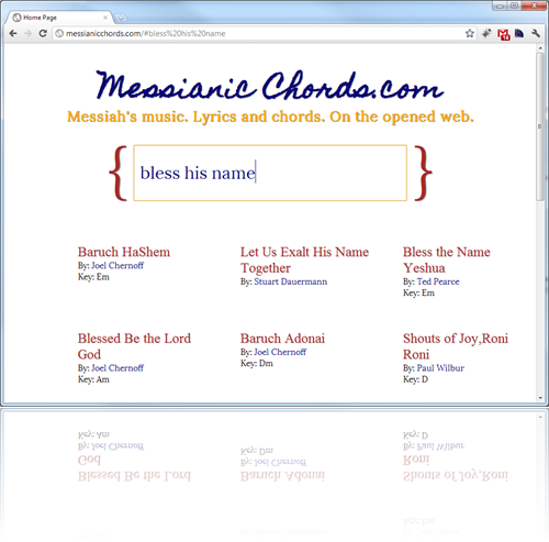 MessianicChords