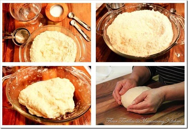 Fabulous How To Make Flour Tortillas Recipe Home Interior And Landscaping Mentranervesignezvosmurscom