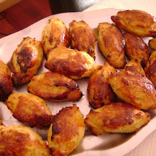 Baked Sweet Potato Cakes.