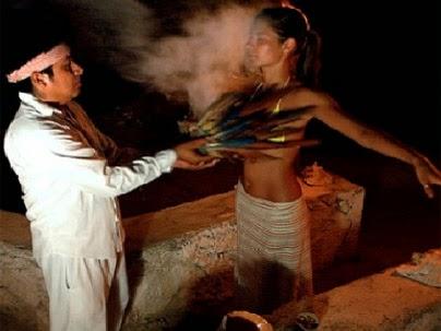 Imagini Mexic: Purificare maya