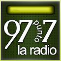97.7 La Radio icon