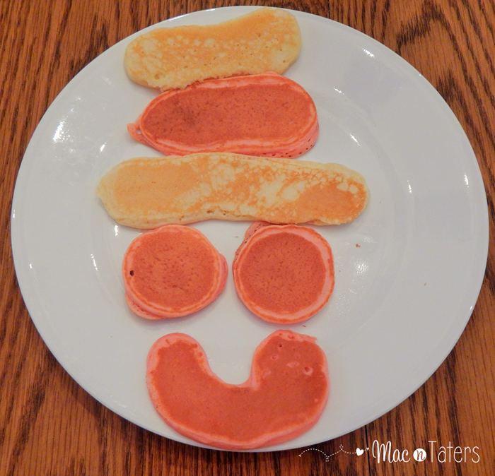 Cat in the Hat Pancakes
